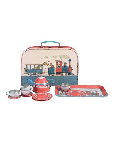 Zestaw herbaciany dla dzieci, Pociąg   Egmont Toys®