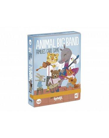 Gra karciana Zwierzęcy muzyczny Big Band | Londji®