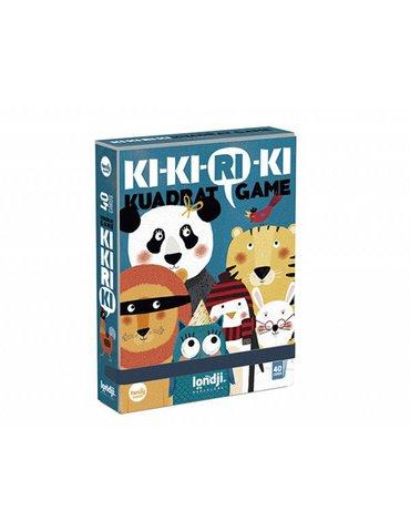 Gra karciana dla dzieci KI-KI-RI-KI | Londji®