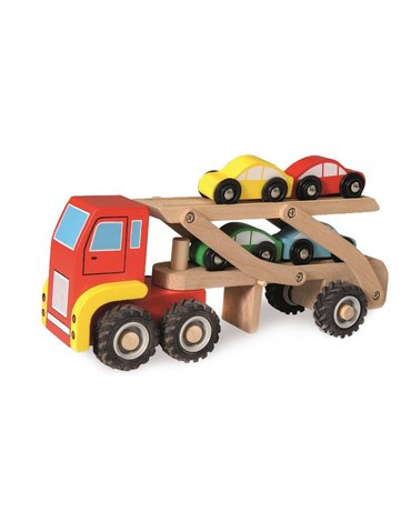 Drewniana ciężarówka transportowa   Egmont Toys®