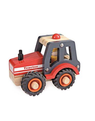 Drewniany traktor - ciągnik   Egmont Toys®