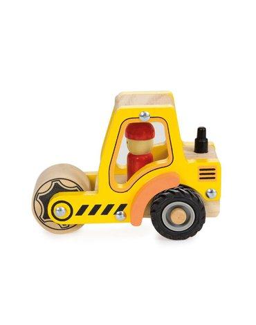 Drewniany pojazd, Walec drogowy | Egmont Toys®