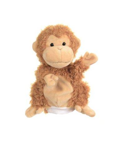Pacynka pluszowa na rękę, Małpka | Egmont Toys®