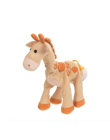 Pacynka pluszowa na rękę, Żyrafa | Egmont Toys®