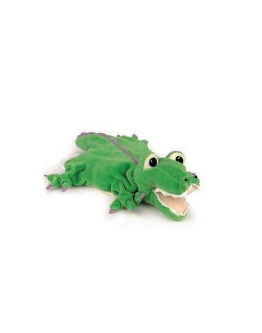 Pacynka pluszowa na rękę, Krokodyl | Egmont Toys®