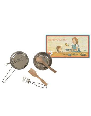 Mały kucharz, zestaw do pieczenia naleśników | Egmont Toys®