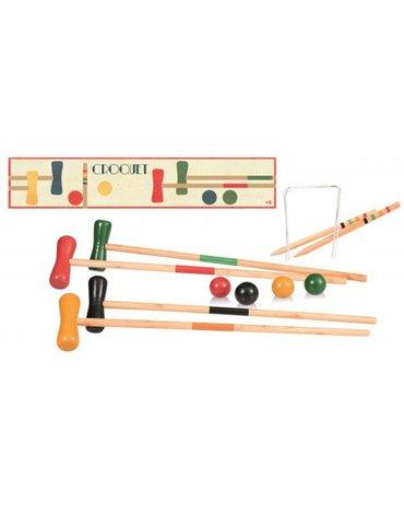 Gra drewniana, Croquet | Egmont Toys®