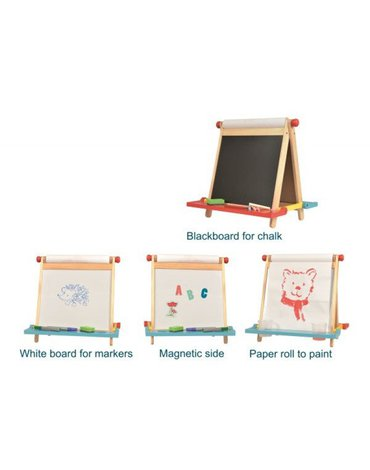 Tablica do rysowania 4w1 | Egmont Toys®