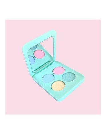 Kolorowe cienie do powiek dla dzieci, kosmetyk | Rosajou®