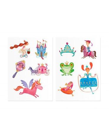 Tatuaże dla dzieci, Princessa   Londji®