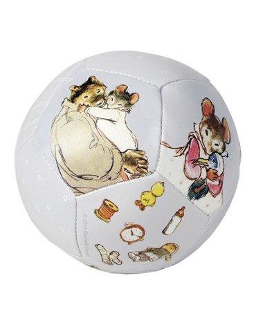 Miękka, piłka fi 10 cm dla małych dzieci, Ernest i Celestyna | Petit Jour Paris®