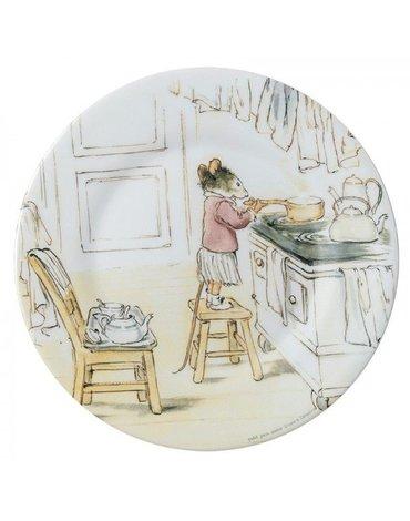 Talerzyk deserowy fi 20 cm Ernest i Celestyna | Petit Jour Paris®
