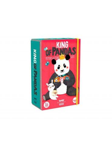 Gra memo dla dzieci, Król Panda | Londji®