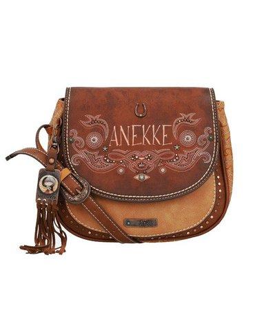 Anekke® - Torebka Anekke z klapką, saddle bag - siodło  | Anekke Arizona
