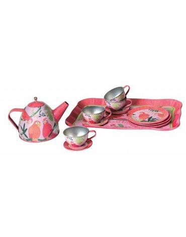 Zestaw herbaciany dla dzieci, Papugi | Egmont Toys®