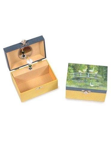 Muzyczna pozytywka - szkatułka z baletnicą, Gąski na moście   Egmont Toys®