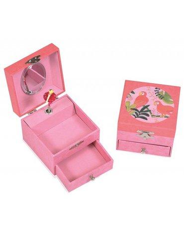 Pozytywka - szkatułka z baletnicą, Papugi   Egmont Toys®
