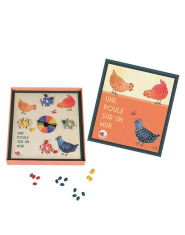 Gra planszowa Kurczak na murze | Egmont Toys®