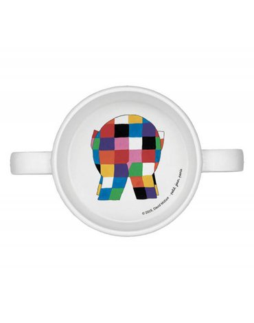 Elmer, Kubek niekapek z 2 uszami | Petit Jour Paris®