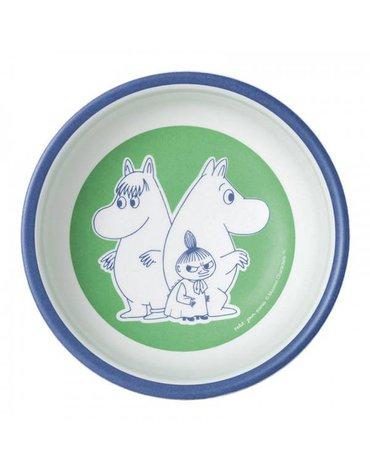 Muminki, Miseczka dla dzieci z melaminy 250 ml   Petit Jour Paris®