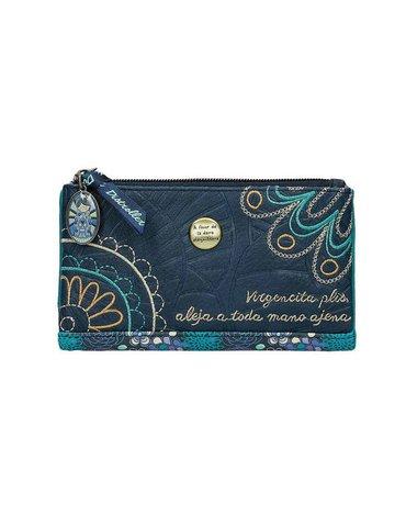 Portfel długi Virgencita Plis | Distroller®