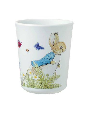 Mały kubek do napojów dla dziecka, Królik Piotruś   Petit Jour Paris®