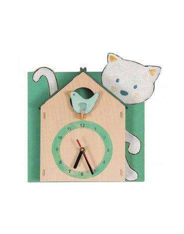 Drewniany zegar do pomalowania | Egmont Toys®