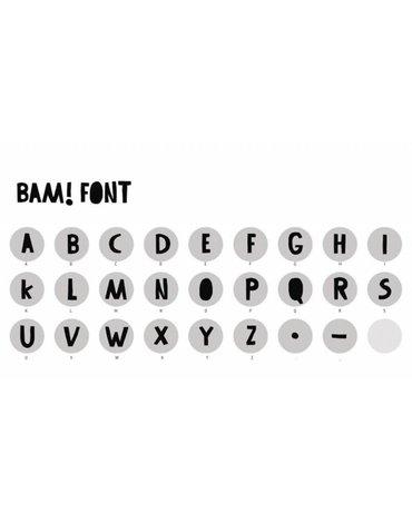 Stempelki BAM! Słowa | Londji®