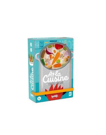 Gra karciana A la Cuisine - W kuchni | Londji®