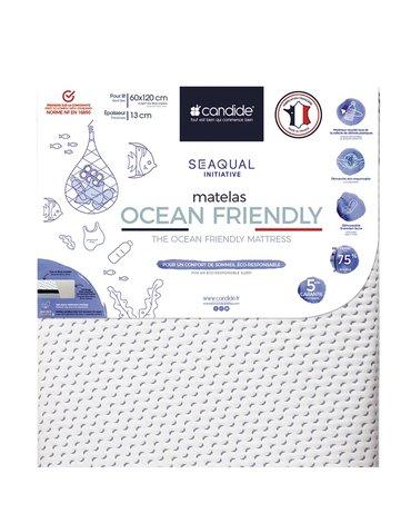 Candide Materac Dziecięcy Ocean Friendly 60x120cm