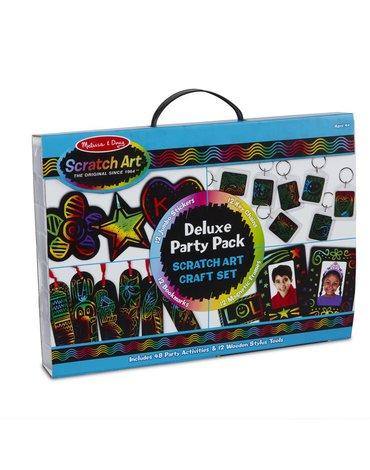 Melissa & Doug - Zestaw do grawerowania DeLuxe Party Pack