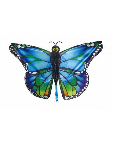 Imex - Latawiec duży błękitny motyl