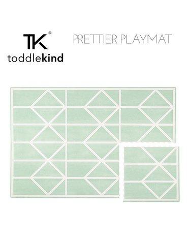 TODDLEKIND Mata do zabawy piankowa podłogowa Prettier Playmat Nordic Neo Matcha Green