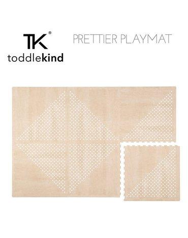 TODDLEKIND Mata do zabawy piankowa podłogowa Prettier Playmat Earth Clay Beige