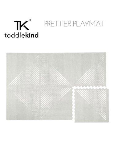 TODDLEKIND Mata do zabawy piankowa podłogowa Prettier Playmat Earth Dove Grey