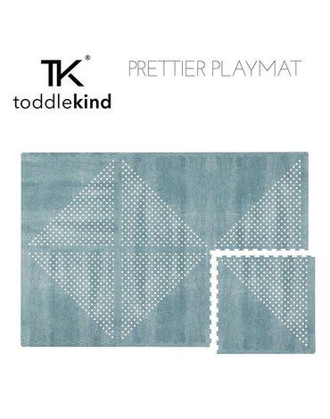 TODDLEKIND Mata do zabawy piankowa podłogowa Prettier Playmat Earth Marine Blue