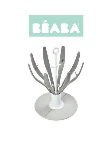 Beaba Składana suszarka do butelek i akcesoriów Kwiat grey