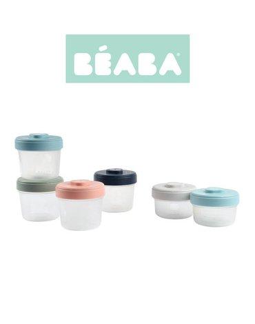 Beaba Zestaw słoiczków Clip 6 szt. (2x90ml + 4x150ml)