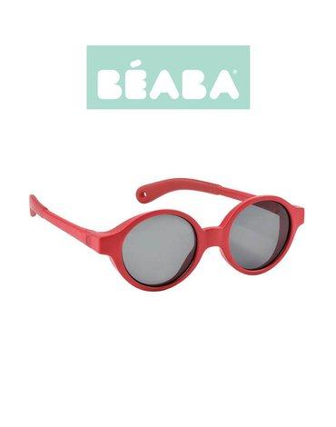 Beaba Okulary przeciwsłoneczne dla dzieci 9-24 miesięcy Poppy red