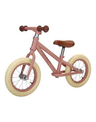 Little Dutch Rower biegowy Róż Mat LD8000