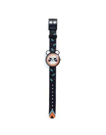 Djeco - Zegarek dziecięcy PANDA DD00428