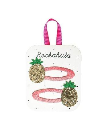 Rockahula Kids - spinki do włosów Pineapple