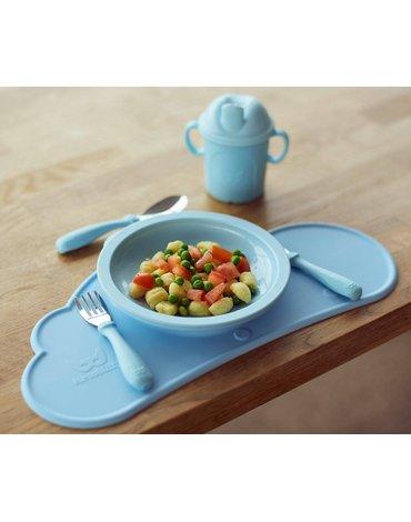 Herobility - mata do jedzenia, niebieska