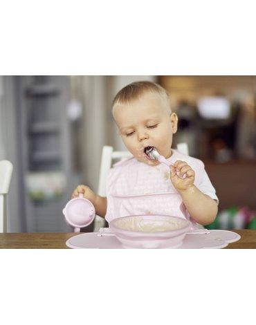 Herobility - mata do jedzenia, różowa