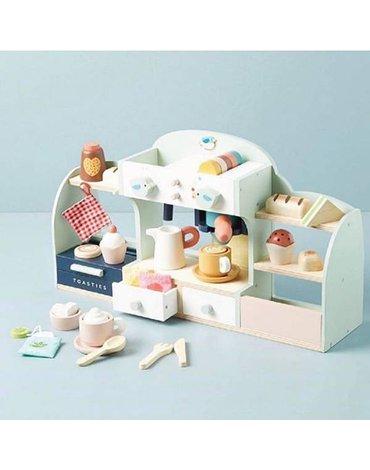 Drewniana kawiarenka, Bird's Nest, Tender Leaf Toys