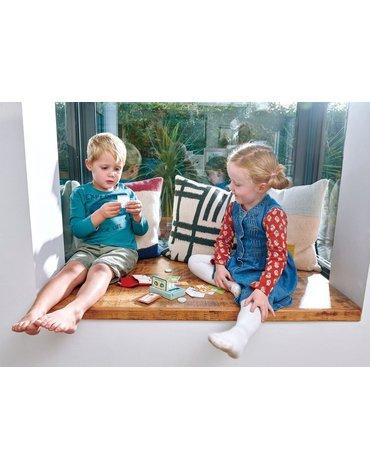 Drewniany terminal płatniczy z akcesoriami, Tender Leaf Toys