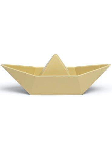 Łódka Zsilt - żółta