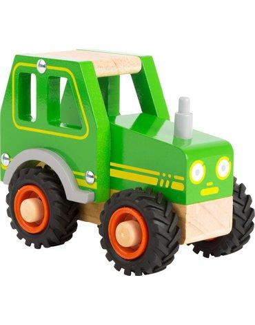 Sfd - Traktor zabawka drewniana Tadeusz
