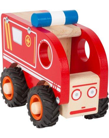 Sfd - Ambulans Alicja drewniana karetka - autko