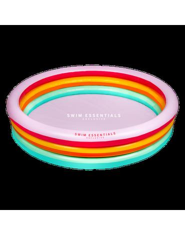 The Swim Essentials Basen kąpielowy Tęcza 150cm 2020SE133